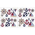 Nautical Nights Wall Decal