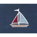 Nautical Nights Accent Rug