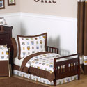 Night Owl Toddler Bedding