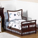 Starry Night Toddler Bedding