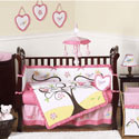 Songbird Crib Bedding Collection