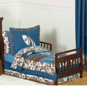Surf Blue Toddler Bedding