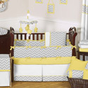 Zig Zag Crib Bedding Collection