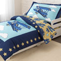 Airplane Toddler Bedding