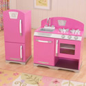 Bubblegum Retro Kitchen