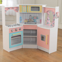 Deluxe Corner Play Kitchen