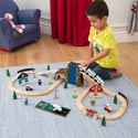 Euro Express Train Set