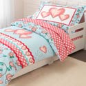 Princess Sweetheart Toddler Bedding