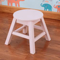 Petal Rounded Stool