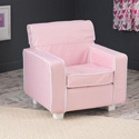Pink Laguna Toddler Chair with Slip Cover