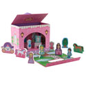 Princess Travel Box Playset