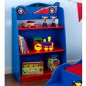 Race Car Bookshelf