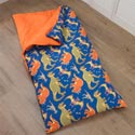 Dino Kids Sleeping Bag