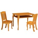 Windsor Rectangle Table and Chair Set