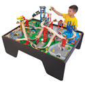 Super Expressway Train Set & Table
