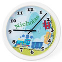 Personalized Train Clock