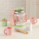 Uptown Pastel Coffee Maker Set