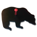 Bear Wall Peg