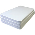 Tripple Laminated Porta Crib Mattress- pack of 6