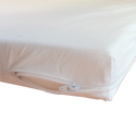 Compact Crib Zippered Sheet