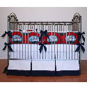 Ships Ahoy Crib Bedding Collection