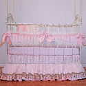 Tiffany Crib Bedding Collection