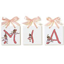Lil' Ballerinas Name Tiles