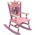 Little Princess Rocking Chair