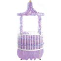 Just Desserts Round Crib Bedding