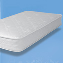 Organic Spring Elliptical Crib Mattress