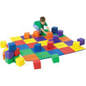Playing Mat and Matching Blocks