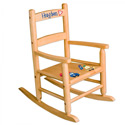 Personalized Transportation Slat Rocker