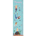 Mermaids Growth Chart
