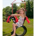 Pony Pal Tire Swing