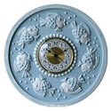 Bubbly Fish Wall Clock