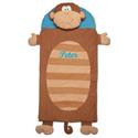 Personalized Monkey Nap Mat