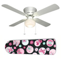 Butterfly Garden Ceiling Fan