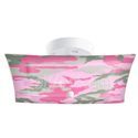 Girls Camo Ceiling Lamp