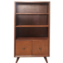Skylar 2 Door Bookcase