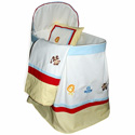 Jungle Friends Bassinet