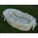 Over the Moon Moses Basket