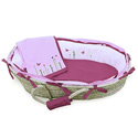 Playful Garden Moses Basket
