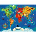 Big Wide World Canvas Art