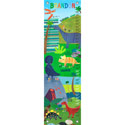 Personalized Dinosaurs Growth Chart