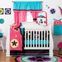 Magical Michayla Crib Bedding Collection