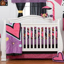 Sassy Shaylee Crib Bedding Collection