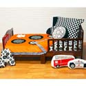 Teyo's Tires Toddler Bedding Set