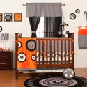 Teyo's Tires Crib Bedding Collection