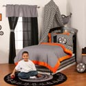 Teyo's Tires Full Bedding Collection