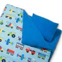 Trains Planes Trucks Sleeping Bag